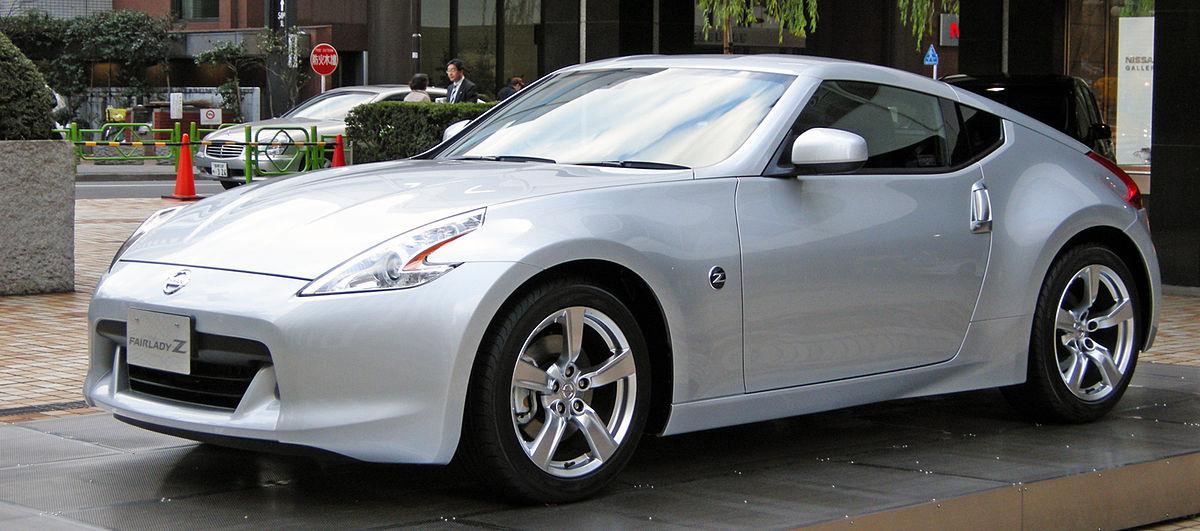 Nissan Fairlady Z VI (Z34) 2008 - now Roadster #8