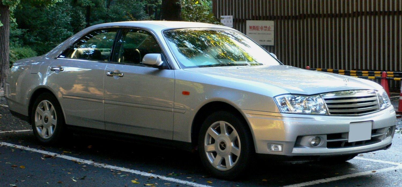 Nissan Gloria XI (Y34) 1999 - 2004 Sedan #4