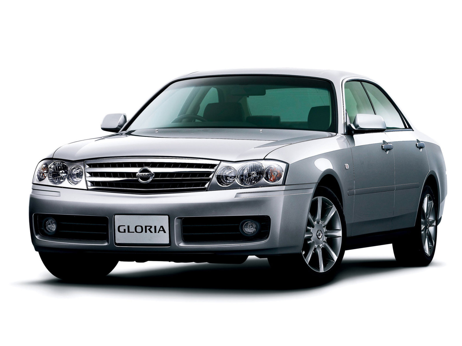 Nissan Gloria XI (Y34) 1999 - 2004 Sedan #5