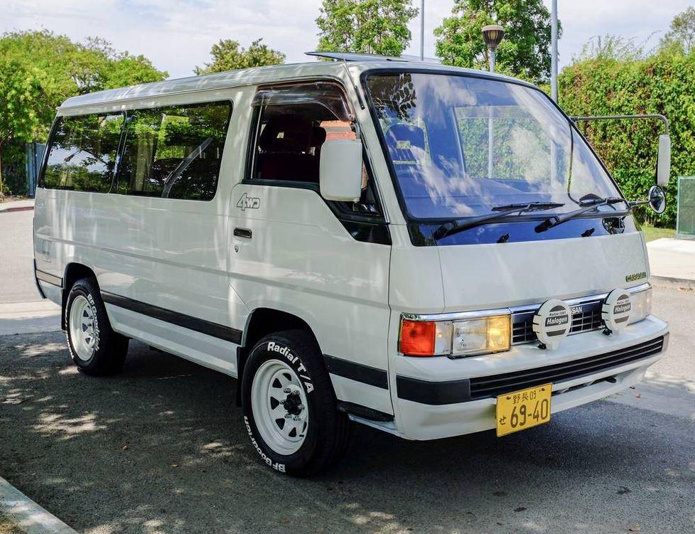 Nissan Homy IV Restyling 1990 - 1997 Minivan #7
