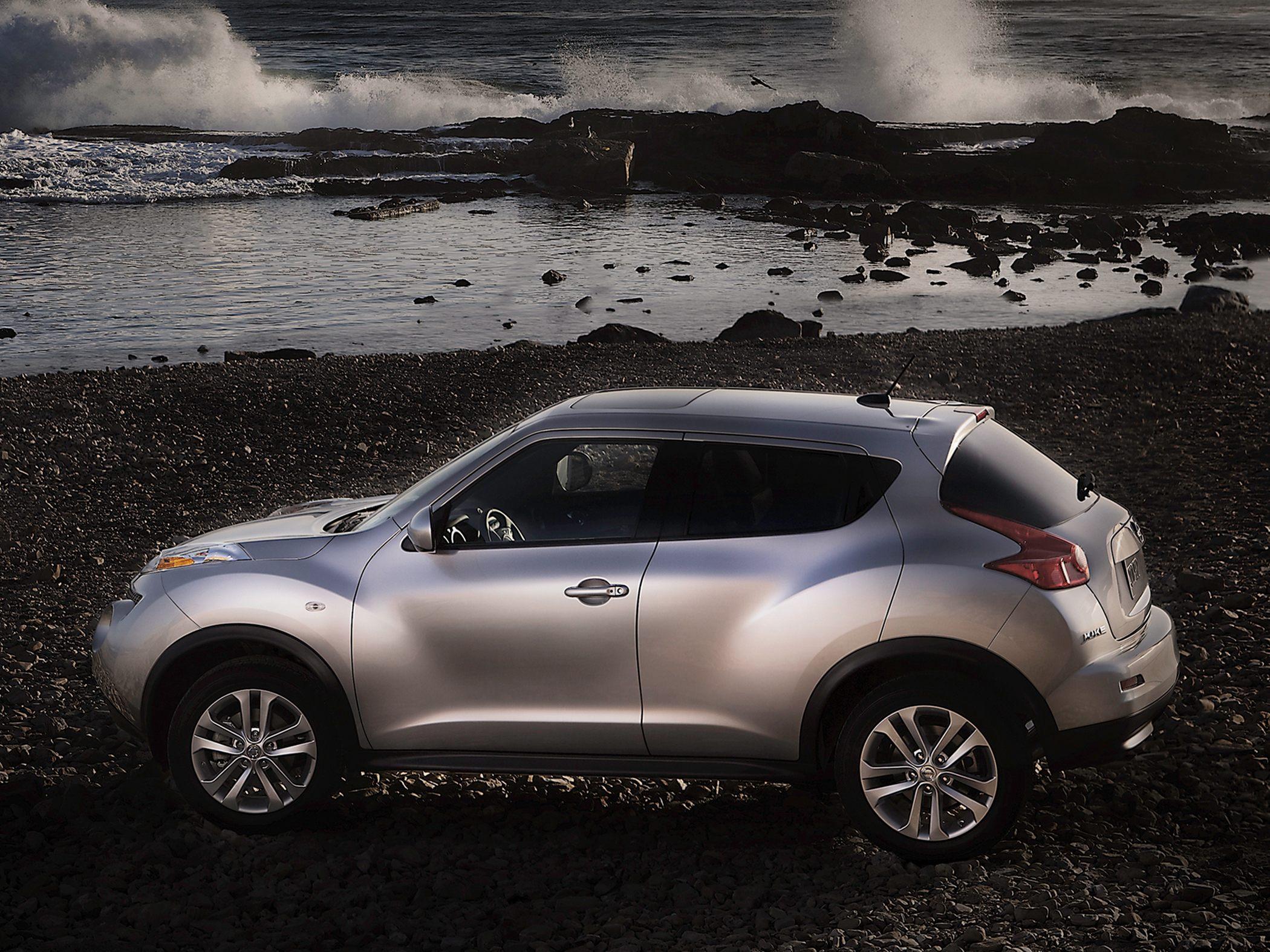 Nissan Juke I 2010 - 2014 SUV 5 door :: OUTSTANDING CARS