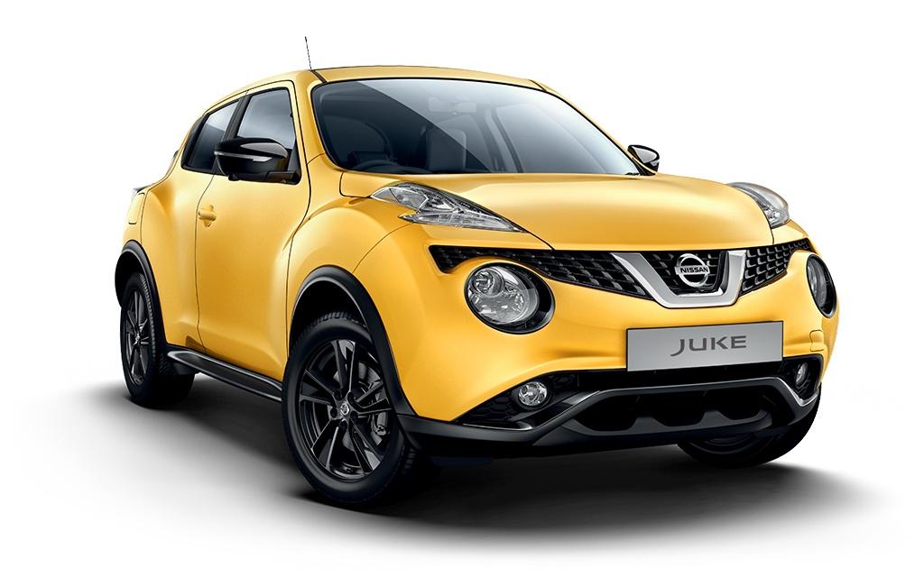 Nissan Juke I Restyling 2014 - now SUV 5 door #1