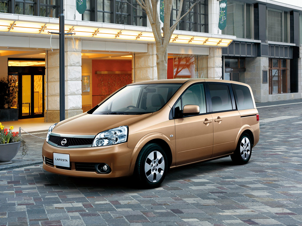 Nissan Lafesta I 2004 - 2012 Minivan #4
