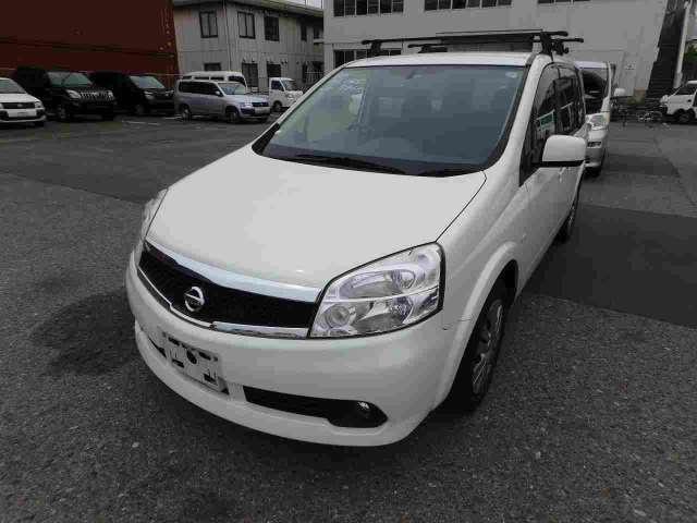 Nissan Lafesta I 2004 - 2012 Minivan #1