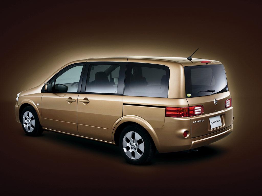 Nissan Lafesta I 2004 - 2012 Minivan #5
