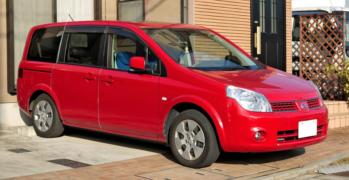 Nissan Lafesta I 2004 - 2012 Minivan #7