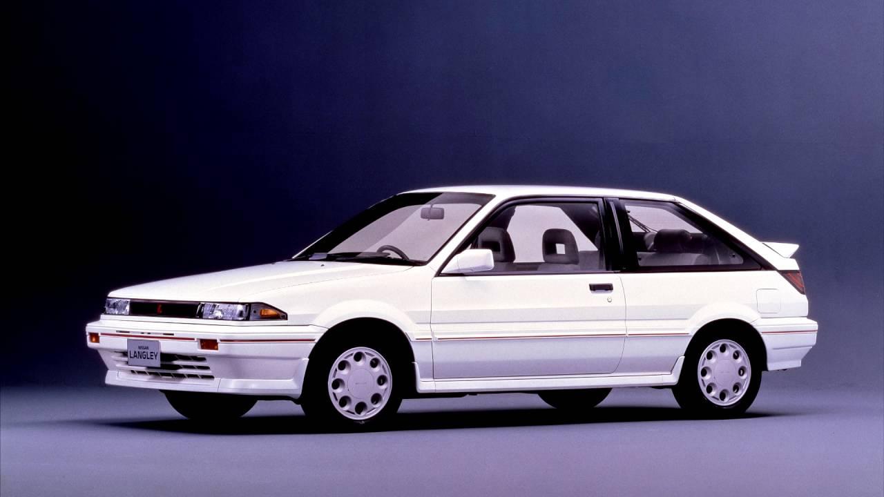 Nissan Langley III (N13) 1986 - 1990 Hatchback 3 door #5