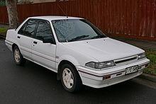 Nissan Langley III (N13) 1986 - 1990 Hatchback 3 door #8
