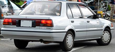 Nissan Pulsar III (N13) 1986 - 1990 Sedan #8