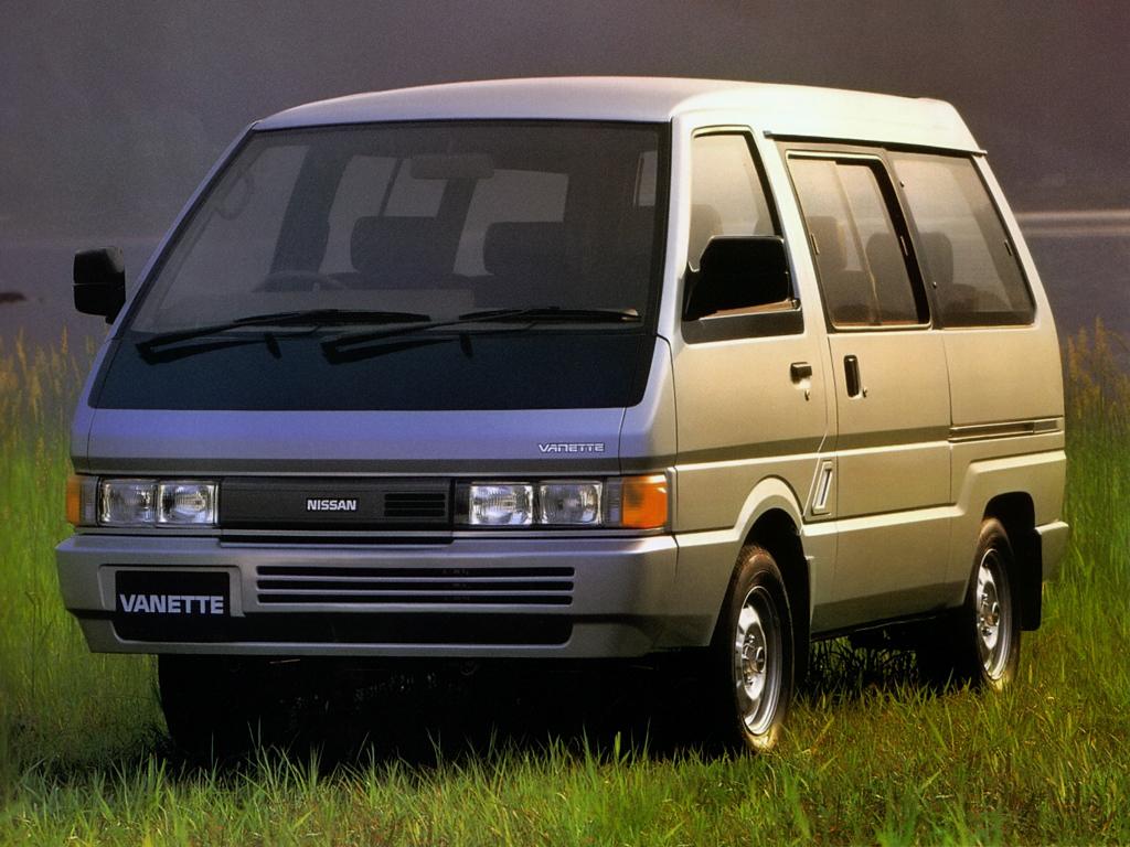 Nissan Largo II (GC22) 1986 - 1993 Minivan #5