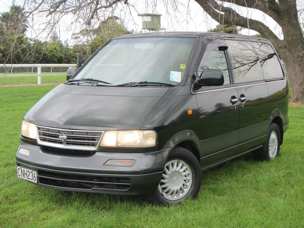 Nissan Largo III (W30) 1993 - 1999 Minivan #2