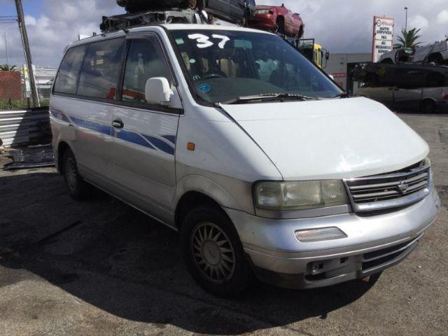 Nissan Largo III (W30) 1993 - 1999 Minivan #1