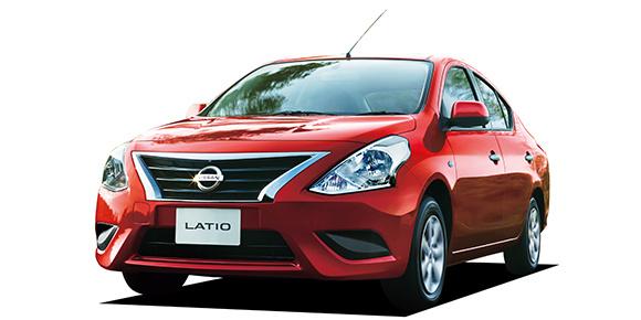 Nissan Latio I (N17) 2012 - 2014 Sedan #1