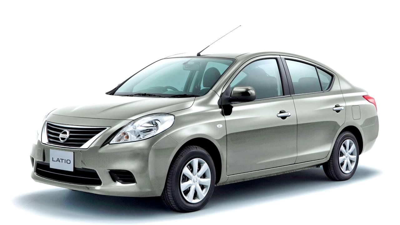 Nissan Latio I (N17) 2012 - 2014 Sedan #8