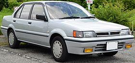Nissan Pulsar III (N13) 1986 - 1990 Sedan #7