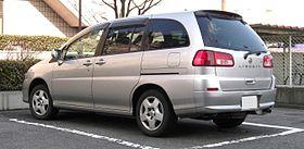 Nissan Liberty 1998 - 2004 Compact MPV #8