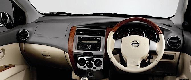 Nissan Livina I 2006 - 2013 Minivan #6