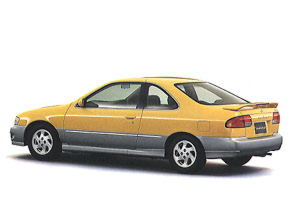 Nissan Lucino 1994 - 1999 Coupe #4