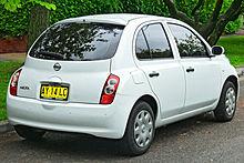 Nissan Micra III (K12) 2002 - 2010 Hatchback 3 door #7