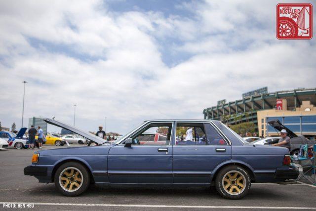 Nissan Maxima I (G910) 1981 - 1984 Sedan #1