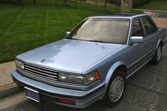 Nissan Maxima I (G910) 1981 - 1984 Sedan #5