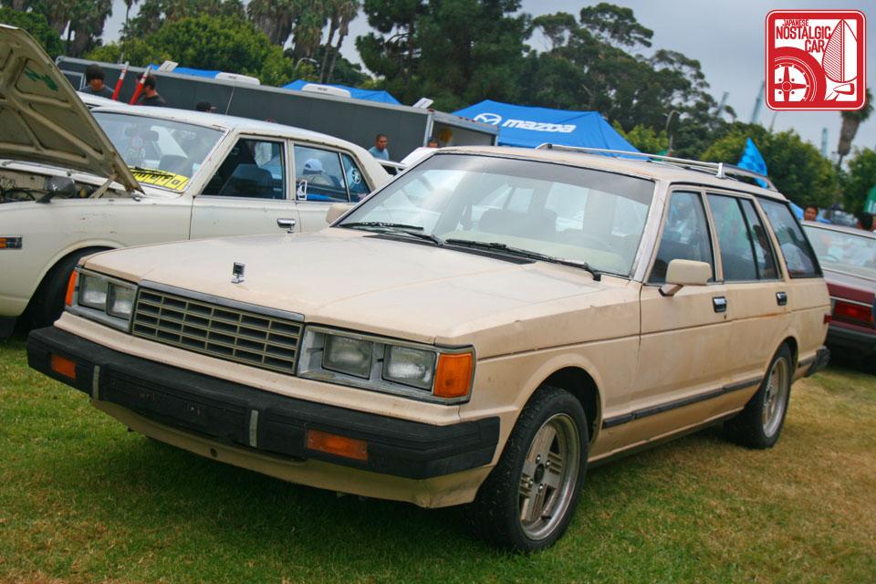 Nissan Maxima I (G910) 1981 - 1984 Sedan #6