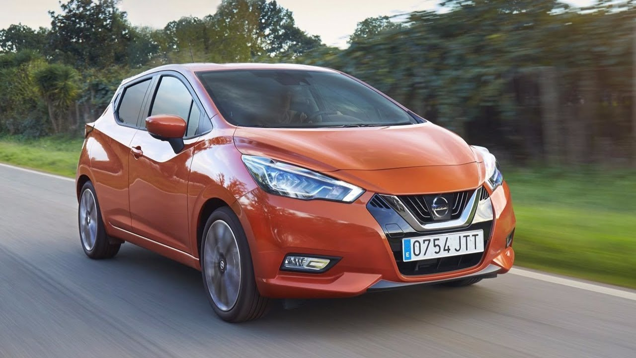 Nissan Micra V 2017 - now Hatchback 5 door #2