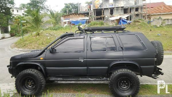 Nissan Mistral 1993 - 1999 SUV 5 door #4
