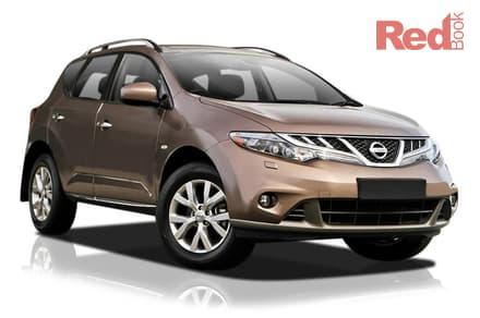Nissan Murano II (Z51) Restyling 2010 - 2012 SUV 5 door #3