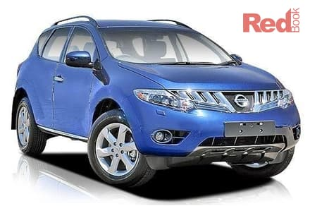 Nissan Murano II (Z51) Restyling 2010 - 2012 SUV 5 door #2