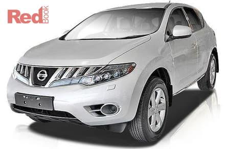Nissan Murano II (Z51) Restyling 2010 - 2012 SUV 5 door #4