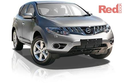 Nissan Murano II (Z51) Restyling 2010 - 2012 SUV 5 door #5