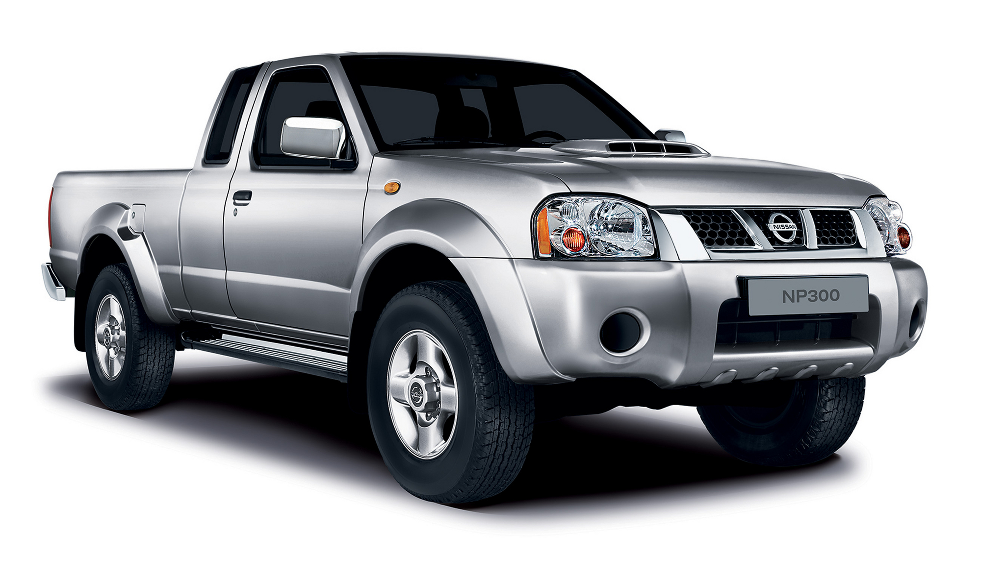 Nissan Navara (Frontier) IV (D23) 2014 - now Pickup #5