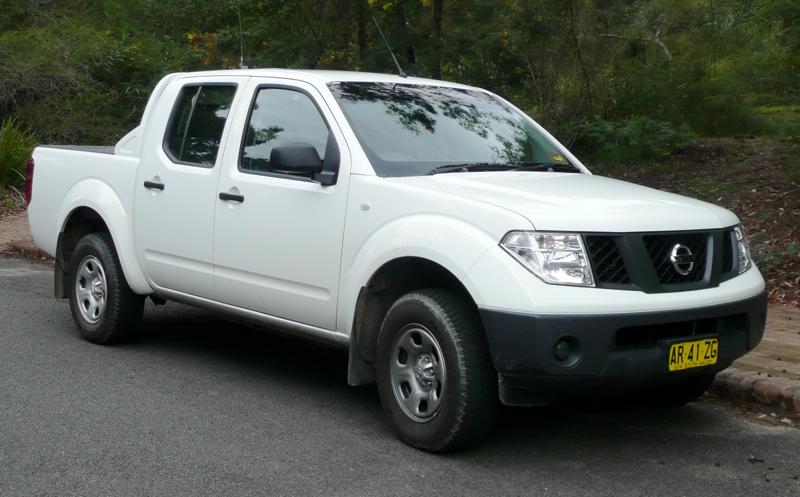 Nissan Navara (Frontier) II (D22) 1997 - 2004 Pickup #4
