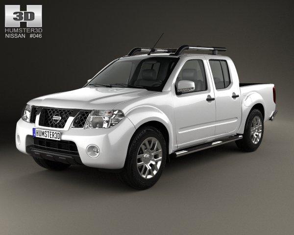 Nissan Navara (Frontier) III (D40) 2004 - 2010 Pickup #4