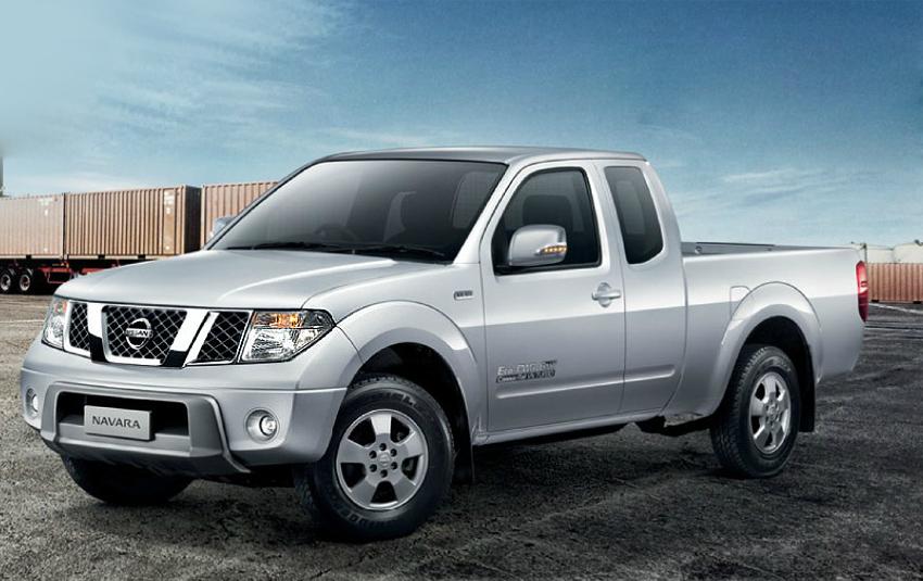 Nissan Navara (Frontier) III (D40) 2004 - 2010 Pickup #1