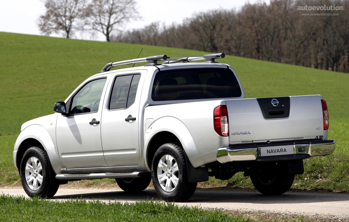 Nissan Navara (Frontier) III (D40) 2004 - 2010 Pickup #2
