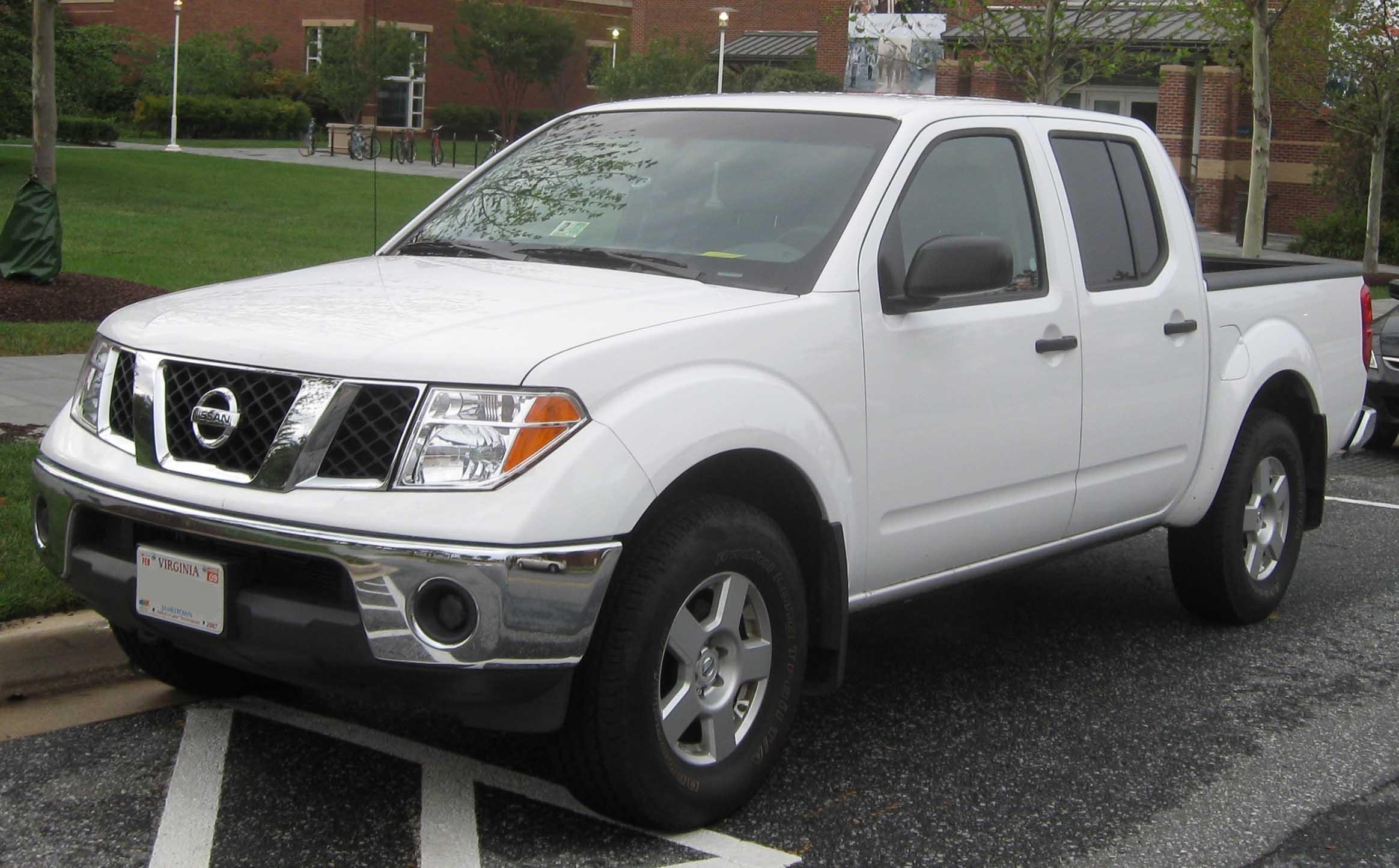 Nissan Navara (Frontier) III (D40) 2004 - 2010 Pickup #6