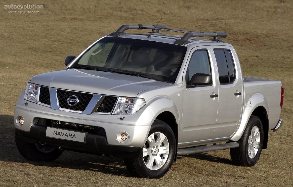 Nissan Navara (Frontier) III (D40) 2004 - 2010 Pickup #7