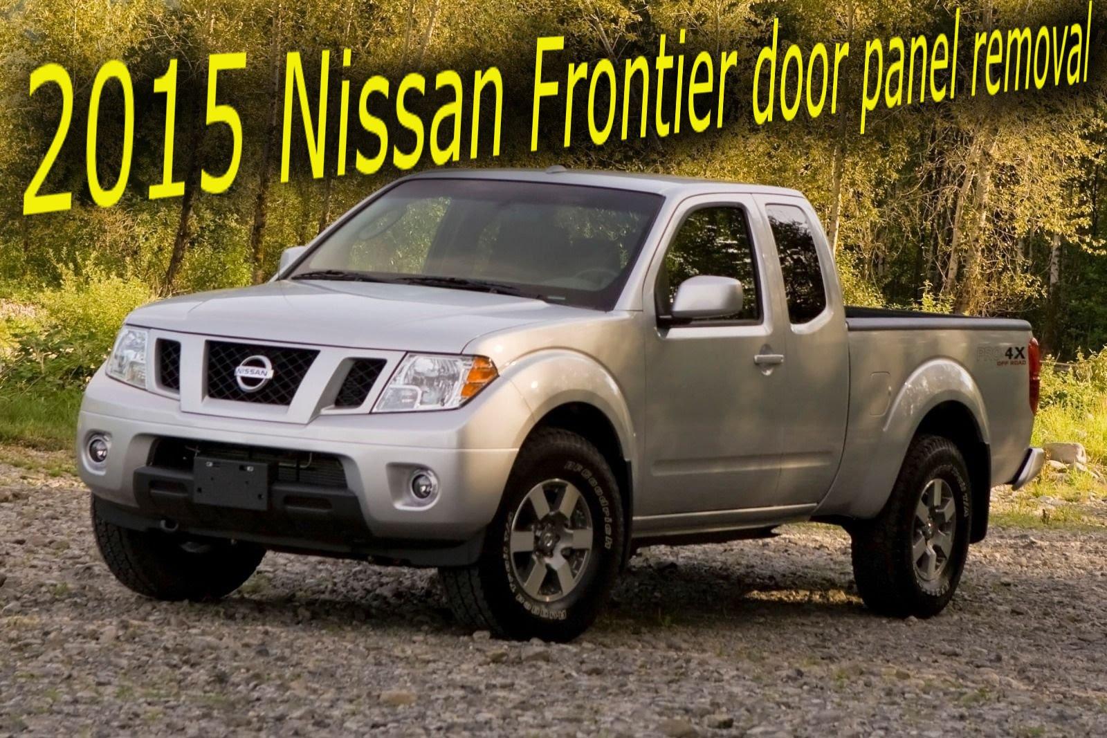 Nissan Navara (Frontier) III (D40) Restyling 2010 - 2015 Pickup #1