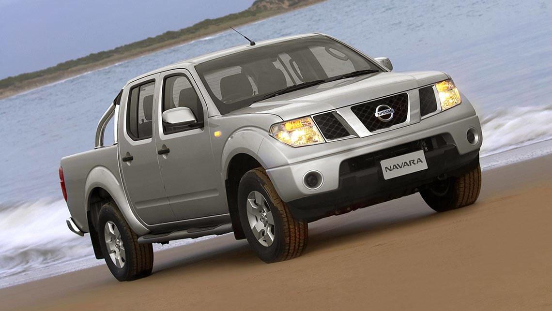 Nissan Navara (Frontier) III (D40) 2004 - 2010 Pickup #3