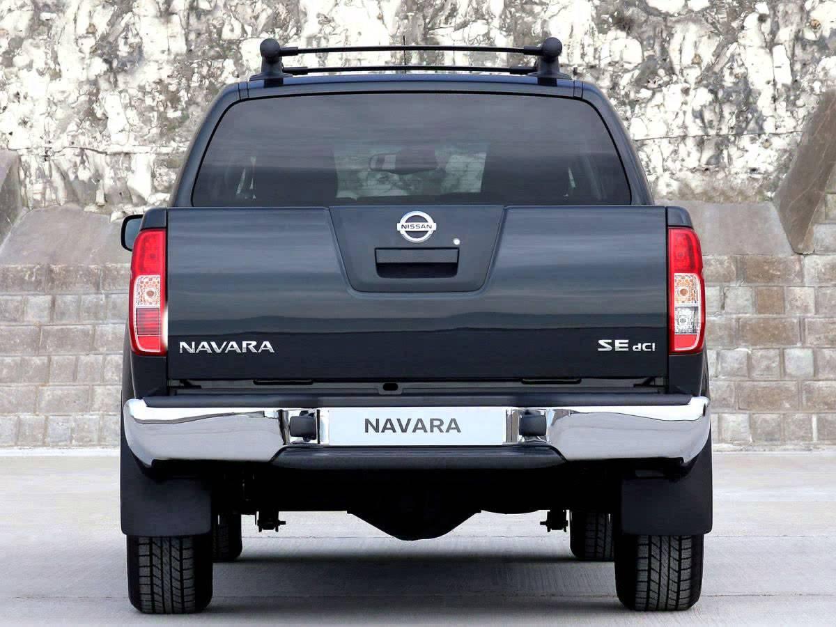 Nissan Navara (Frontier) III (D40) Restyling 2010 - 2015 Pickup #6