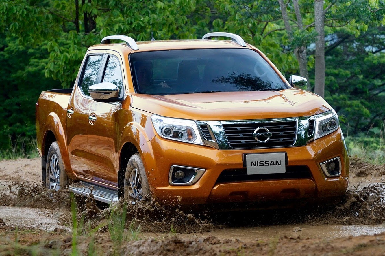 Nissan Navara (Frontier) IV (D23) 2014 - now Pickup #8
