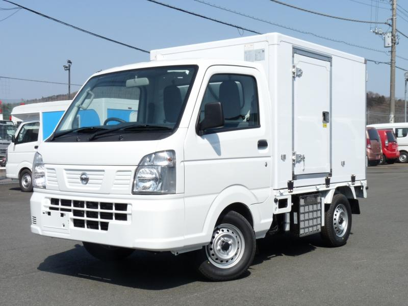 Nissan NV100 Clipper I Restyling 2006 - 2012 Microvan #1