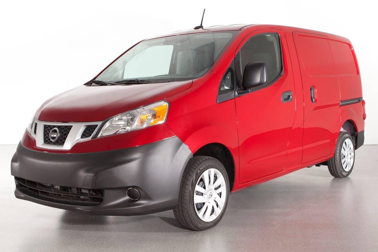 Nissan NV200 2009 - now Minivan #3