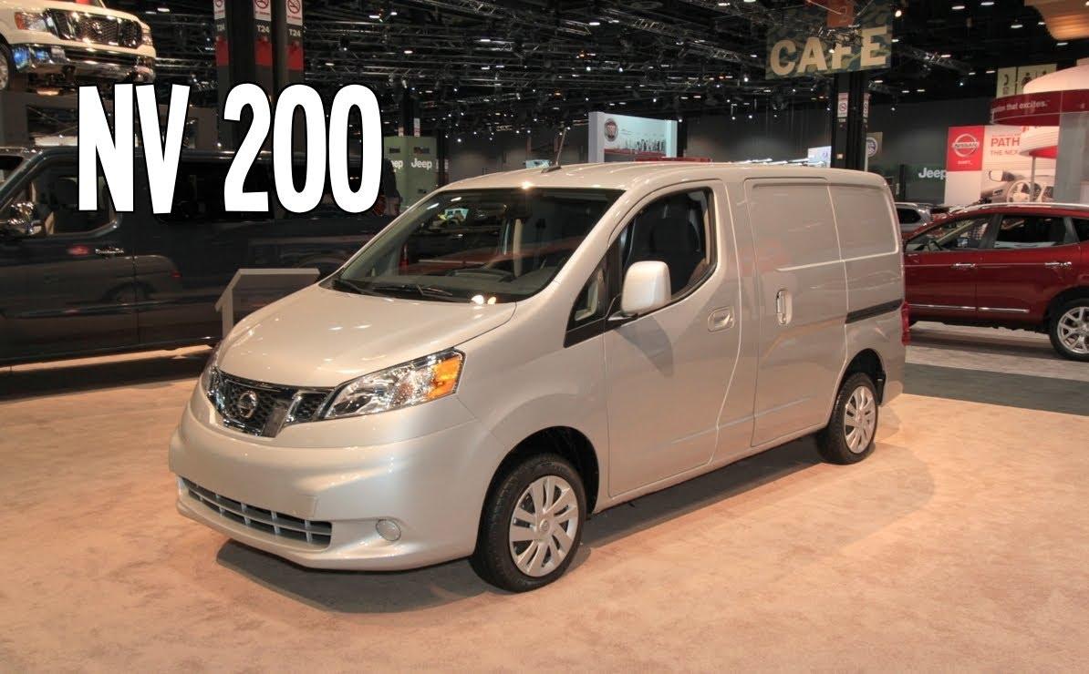 Nissan NV200 2009 - now Minivan #6