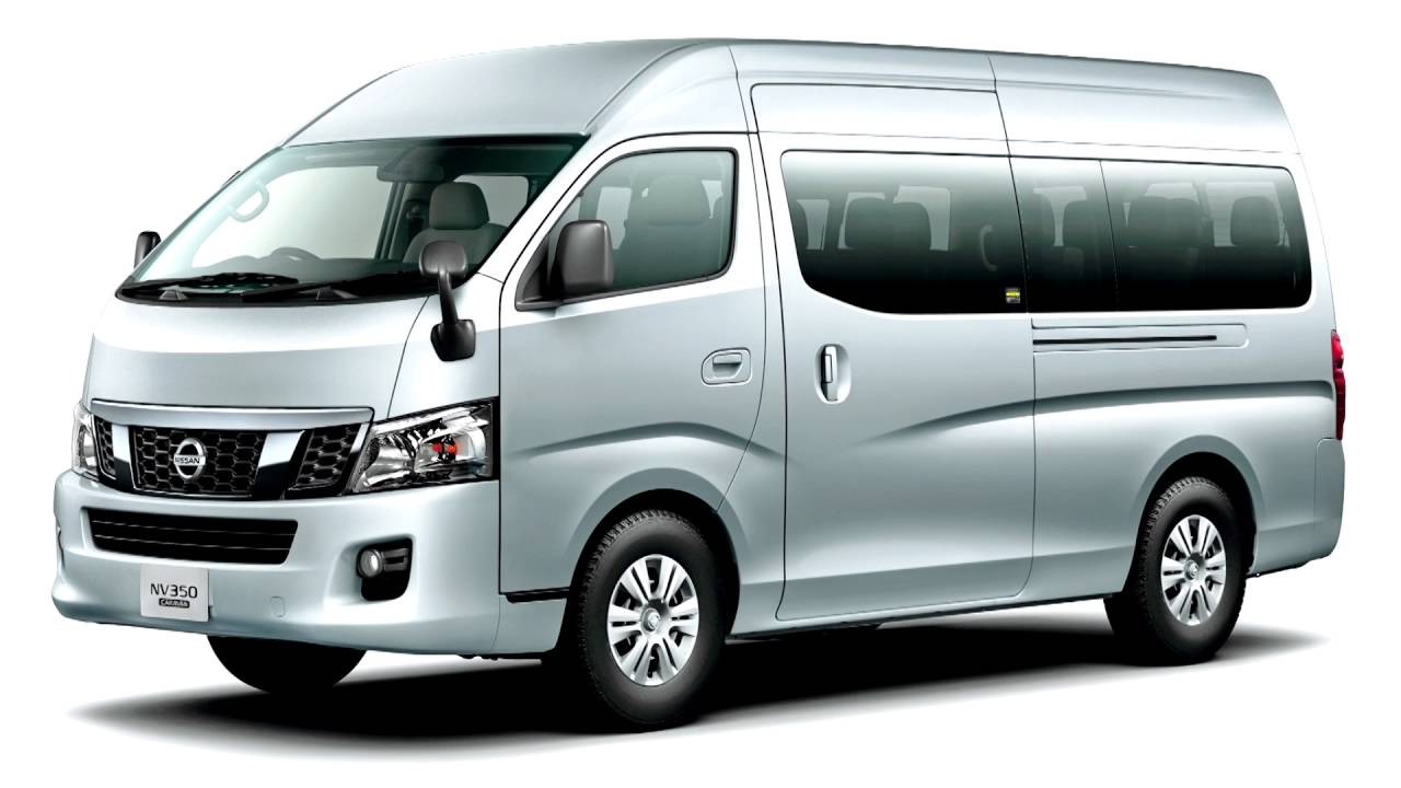 Nissan NV350 Caravan 2012 - now Minivan #4