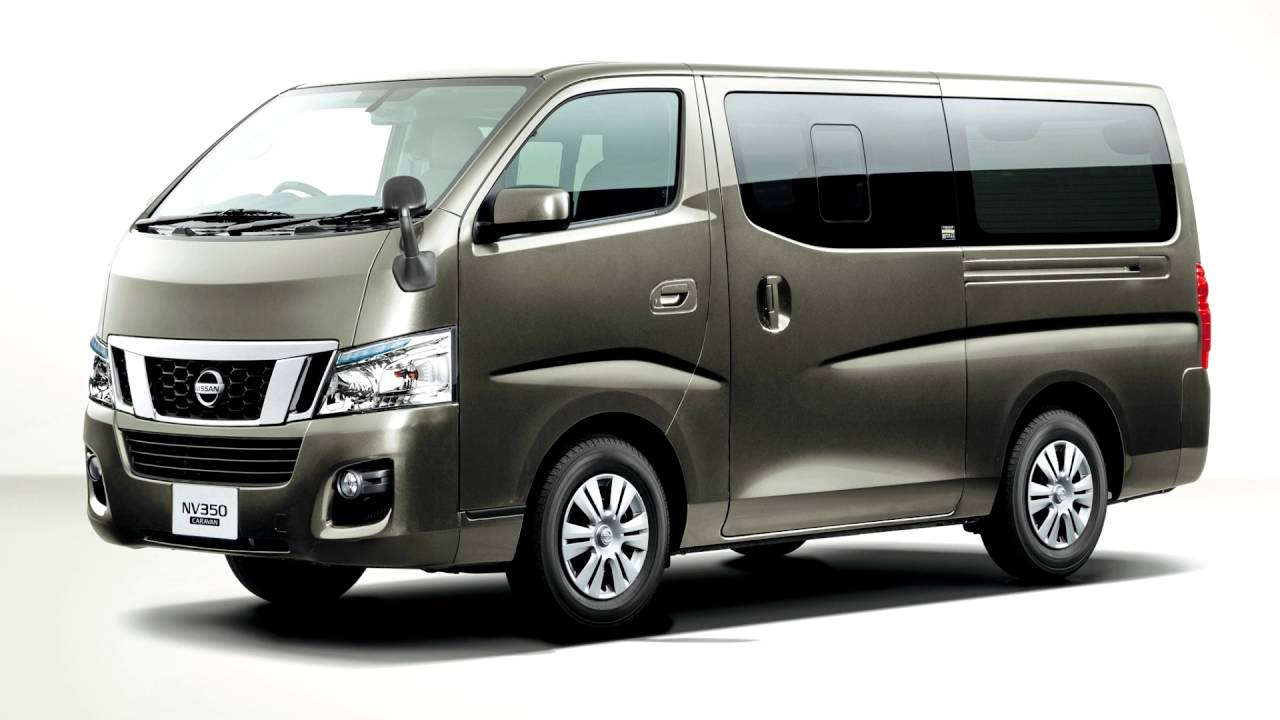 Nissan NV350 Caravan 2012 - now Minivan #2
