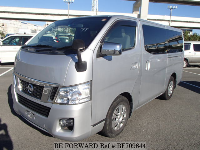 Nissan NV350 Caravan 2012 - now Minivan #1