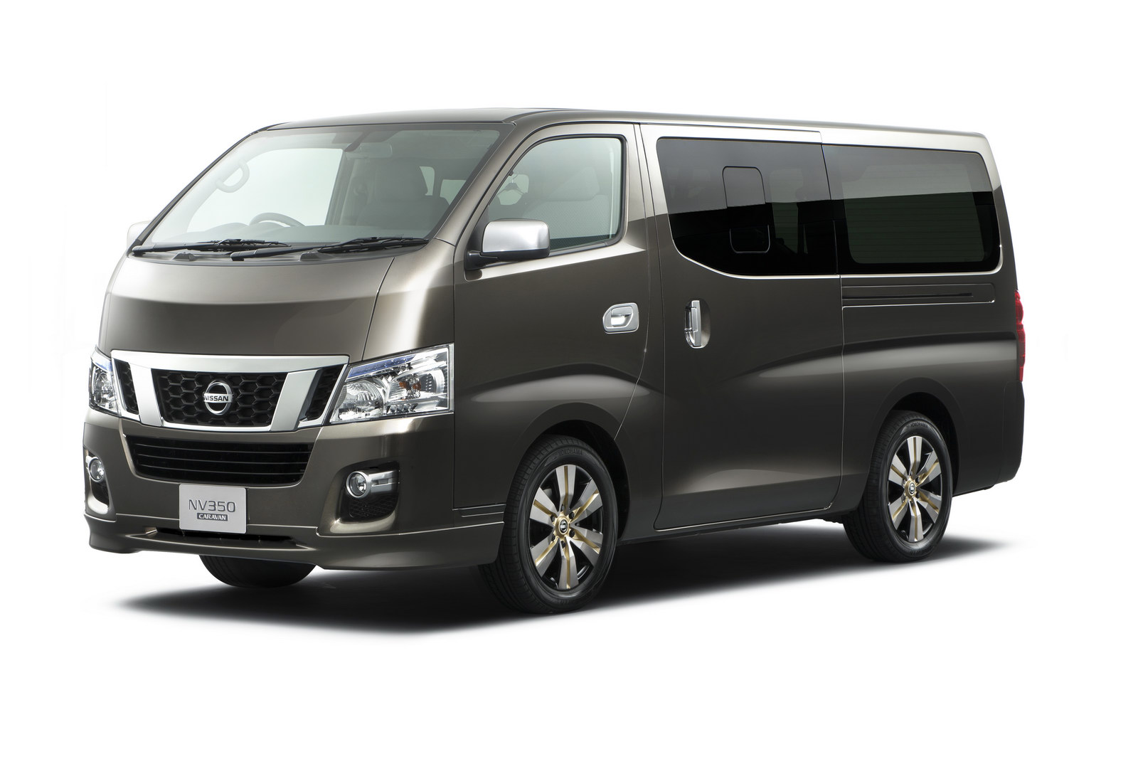 Nissan NV350 Caravan 2012 - now Minivan #7
